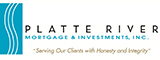 Platte River Mortgage Mobile Logo